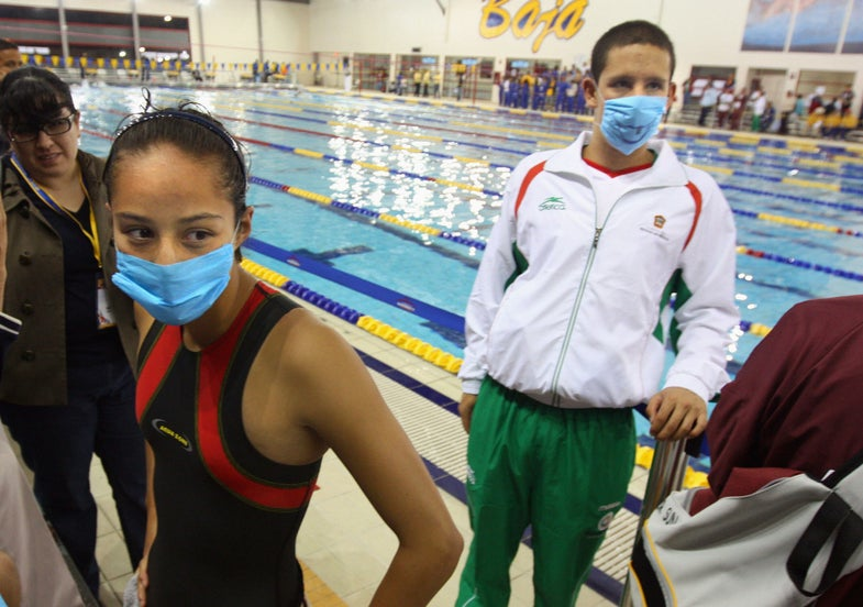 How The Largest Health Surveillance System Ever Created Is Preventing An Olympic-Size Pandemic