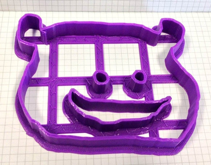 Turn Any Sketch Into A 3-D Printed Cookie Cutter