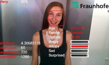 A Google Glass App That Detects People's Emotions