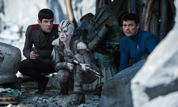 'Star Trek Beyond' Is A War Story In A Universe Without War