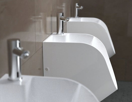 Finally, A Urinal You Can Wash Your Hands In