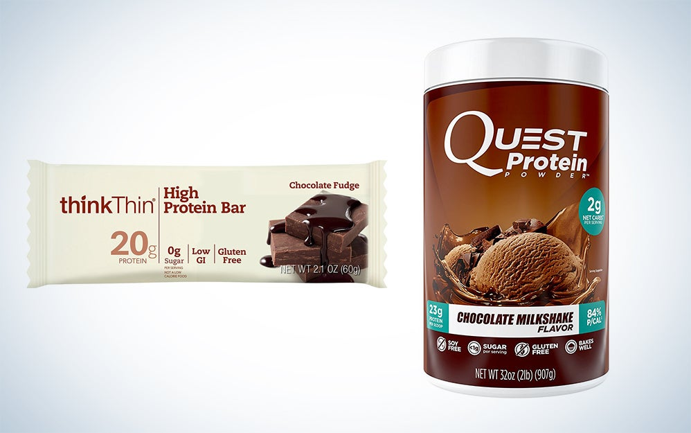 Sports nutrition products