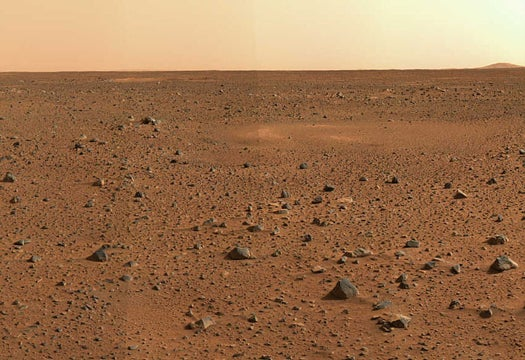 Stowaway Earth Microbes May Survive on Mars, Contaminating the Search for Life
