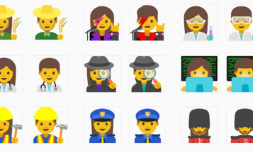 Emoji Of All Genders And Races Get 11 New Jobs
