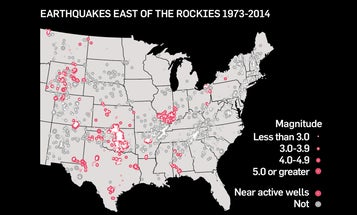 Can We Stop The Surge Of Man-Made Earthquakes?