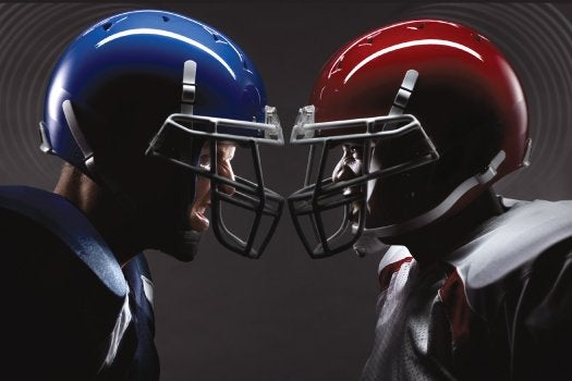 Most Concussions Happen During Practice For Student Football Players