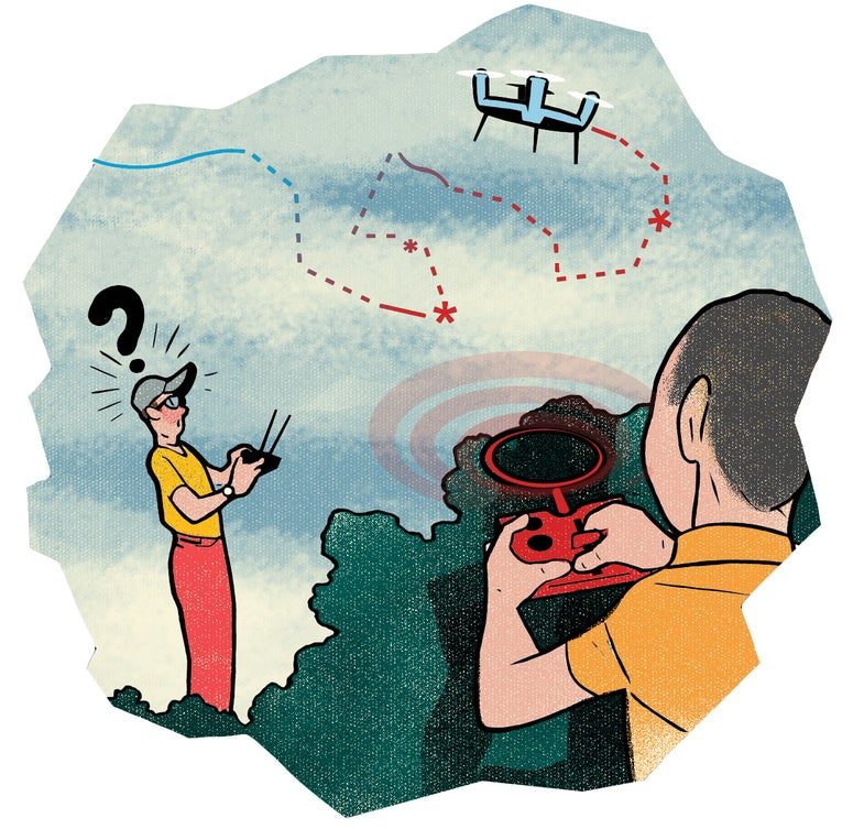 Ask Us Anything: Are There Electronic Defenses Against Drones? [Video]