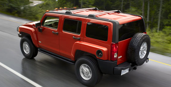 The Hummer is Dead