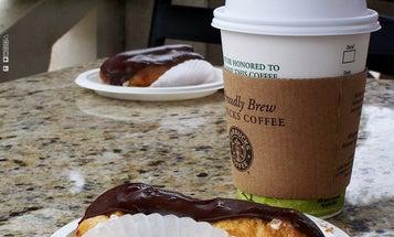 In Hong Kong, Starbucks Biorefinery Turns Stale Pastry and Coffee Grounds Into Plastic