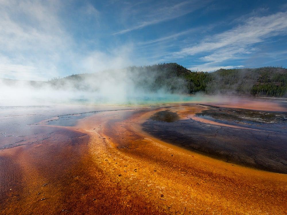 """Yellowstone"""