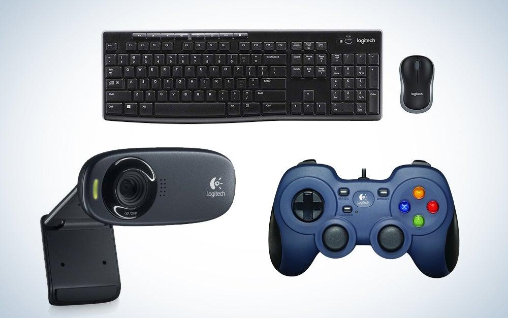 PC Logitech accessories