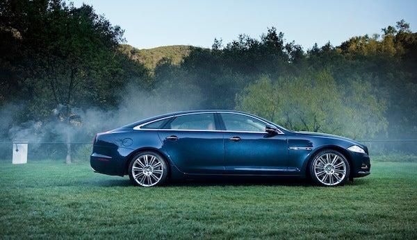 Testing the Best: The 2011 Jaguar XJ, an Elegant Beast