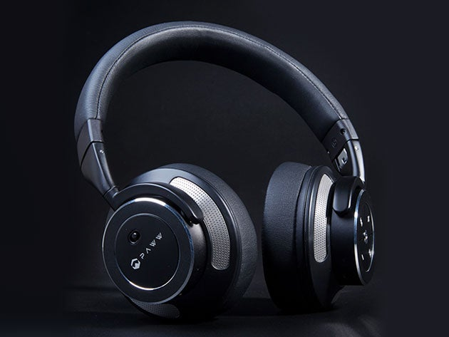 Enjoy total audio immersion with these Paww noise-cancelling headphones