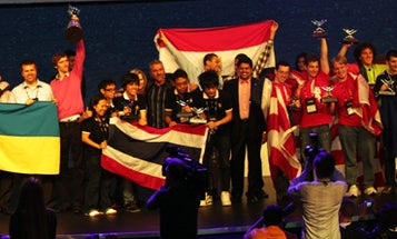 The Most Amazing Projects We Saw At Microsoft's Imagine Cup 2012
