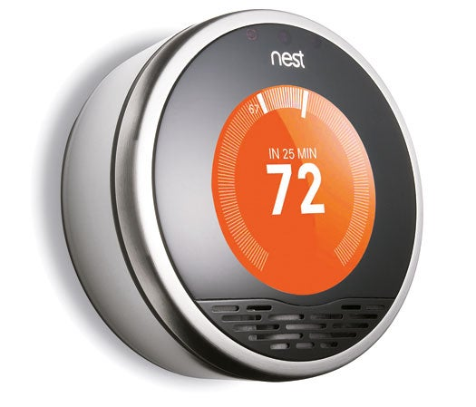 Artificially Intelligent Thermostat Automatically Creates a Climate Schedule for You
