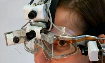 DIY EyeSeeCam Tracks Your Eyes' Movement to Film What You See