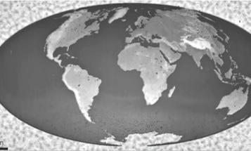 IBM Scientists Create Tiniest 3-D World Map