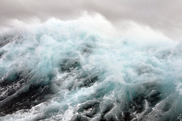 This six-story monster wave sets a new world record