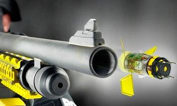 Taser Rolls Out Extended-Range Shock Shotgun (Yes, a Shotgun)