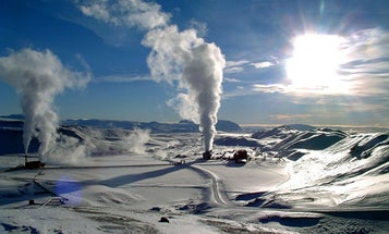 Replacing Water With CO2, New Geothermal Scheme Sequesters While it Generates