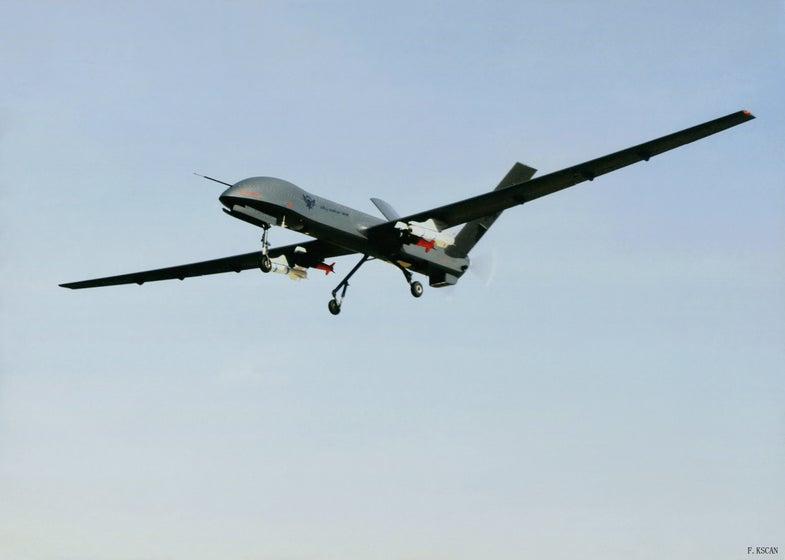 China CH-4 drone