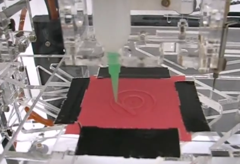 Video: 3-D Printing Customized Chemistry Labware to Replace the Common Beaker