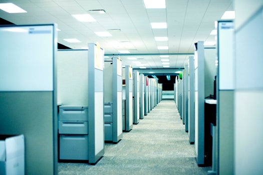 Second-Hand Abuse: Bad Bosses Make The Whole Office Toxic