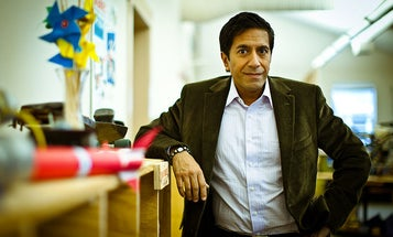 Sanjay Gupta: Only 6 Percent Of Marijuana Research Considers Medical Benefits
