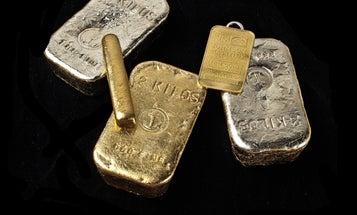 Gray Matter: How To Make Cheap Fake Gold
