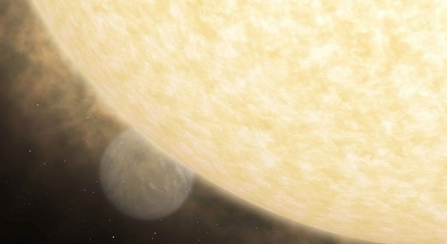 Newly Found Exoplanet Is Earth-Like In Size And Composition