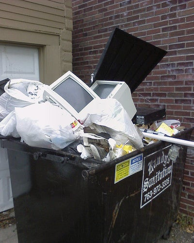 Recycle Today's LCD TVs Into Tomorrow's Human Tissue-Regeneration Systems