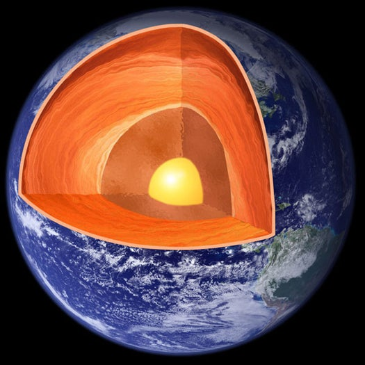 The Best Measurement Yet of Earth's Radioactivity Shows Half the Earth's Heat Comes from Nuclear Decay