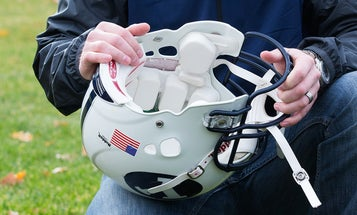 Smart Foam In Football Helmets Measures Impact Of Each Hit
