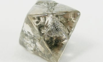 Double-Diamond Anvil Creates Pressures Greater Than Earth's Inner Core