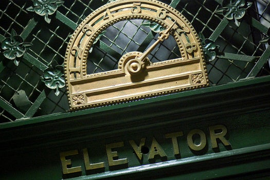 Why We Stand Where We Do In An Elevator