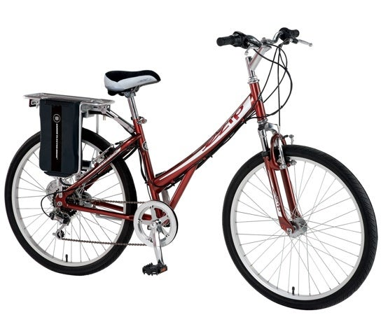 Converting an Old Bike Into An All-Electric Cruiser