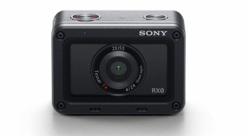 Sony action camera upgrade