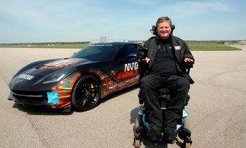Quadriplegic Driver Gets the First Autonomous Vehicle Driver's License