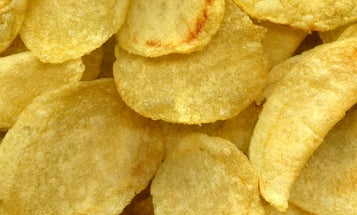Lay's Changing Basic Shape of Salt Crystals for Healthier Potato Chips