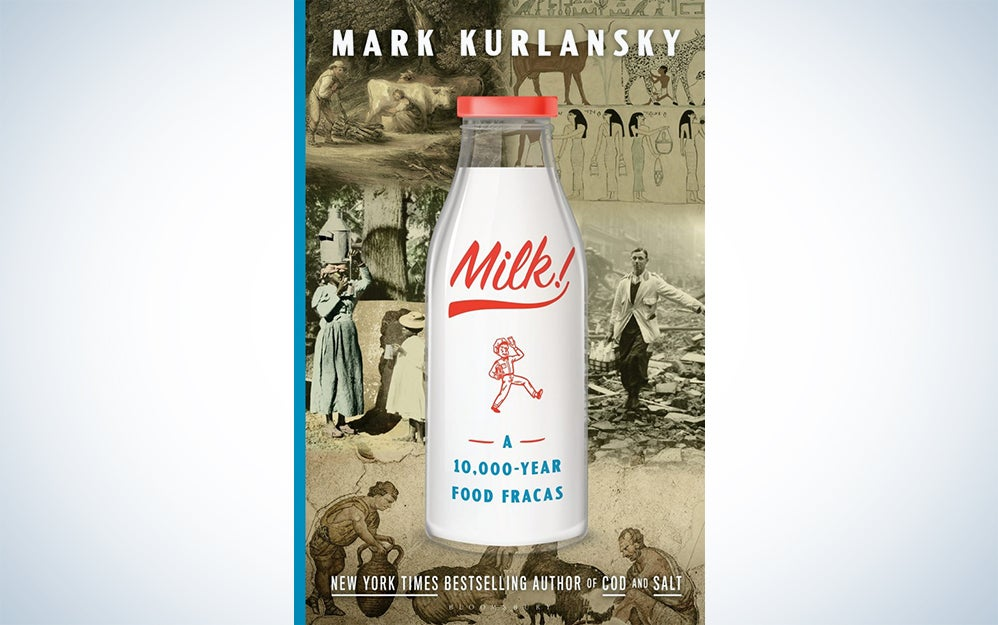 book cover of Milk!