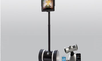 Meet The Next Generation Of Smartphone-Based Robot Companions