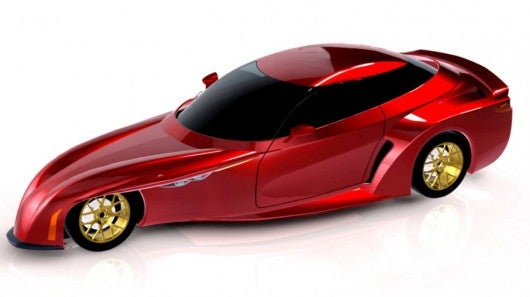 """""""DeltaWing"""