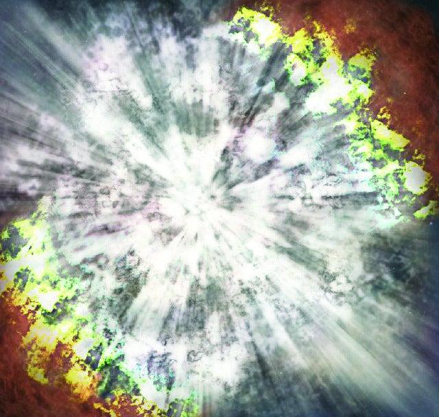 Bang! Supernova SN 2006gy