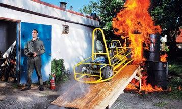 Build Your Own Kamikaze Go-Kart