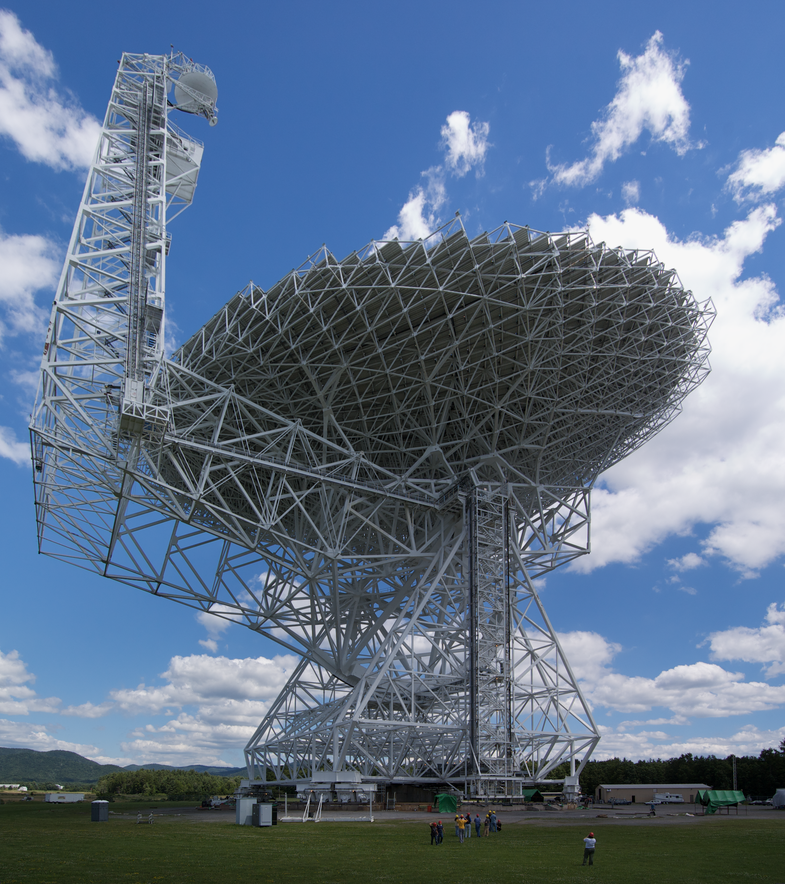 SETI Turns Radio Telescopes Toward Kepler Candidate Planets, Listening for Signs of Life