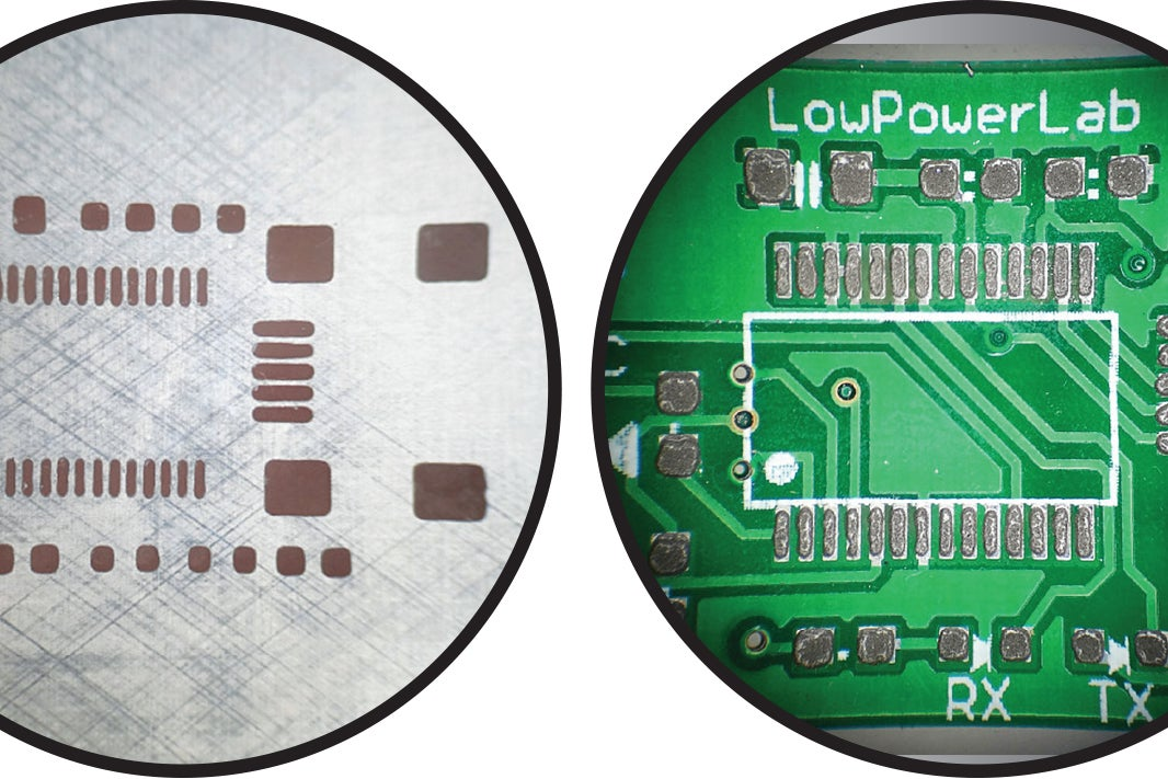Build A DIY Soldering Stencil Out Of A Soda Can