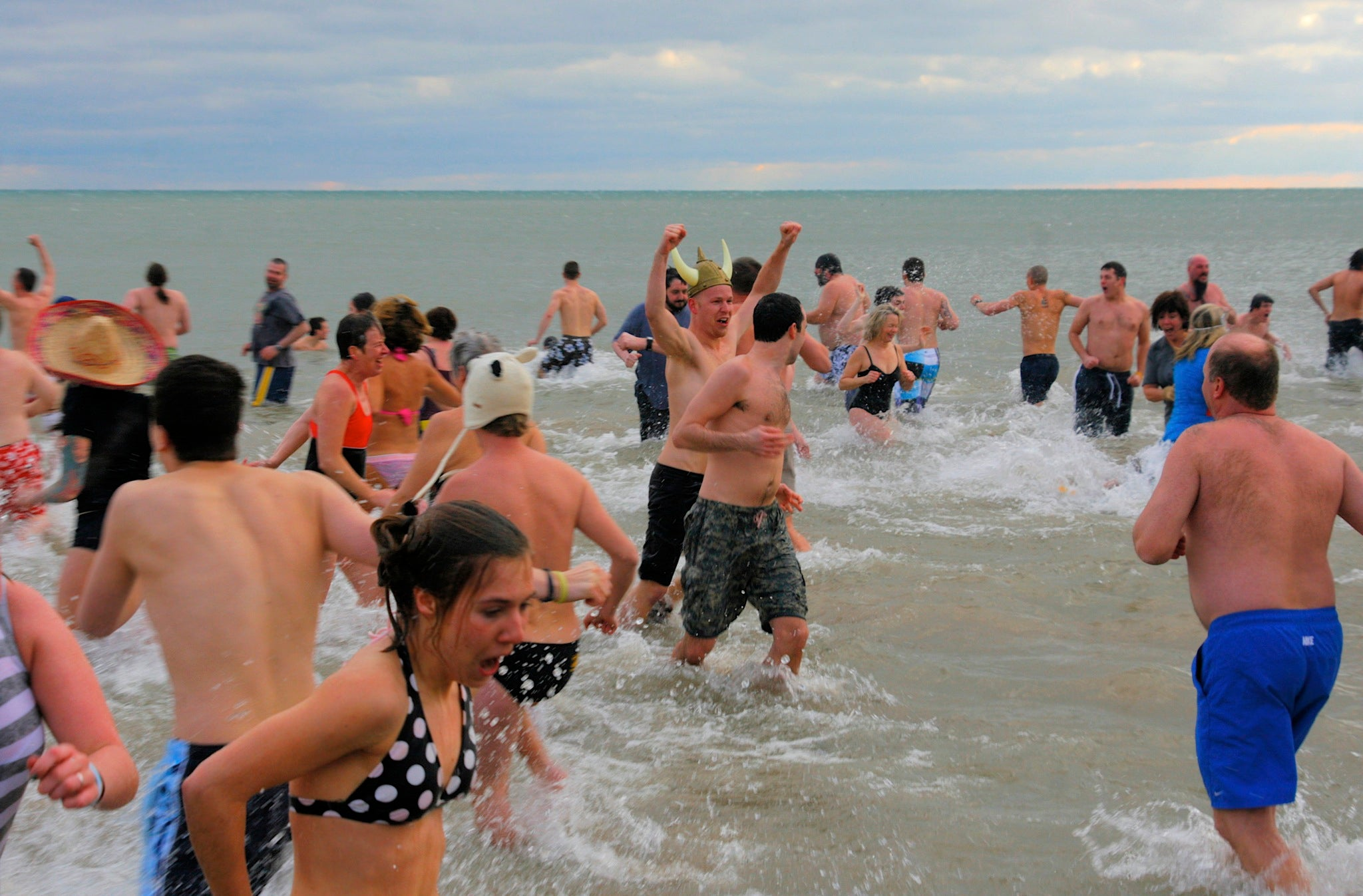How to survive a polar bear plunge (and why you shouldn't do one)
