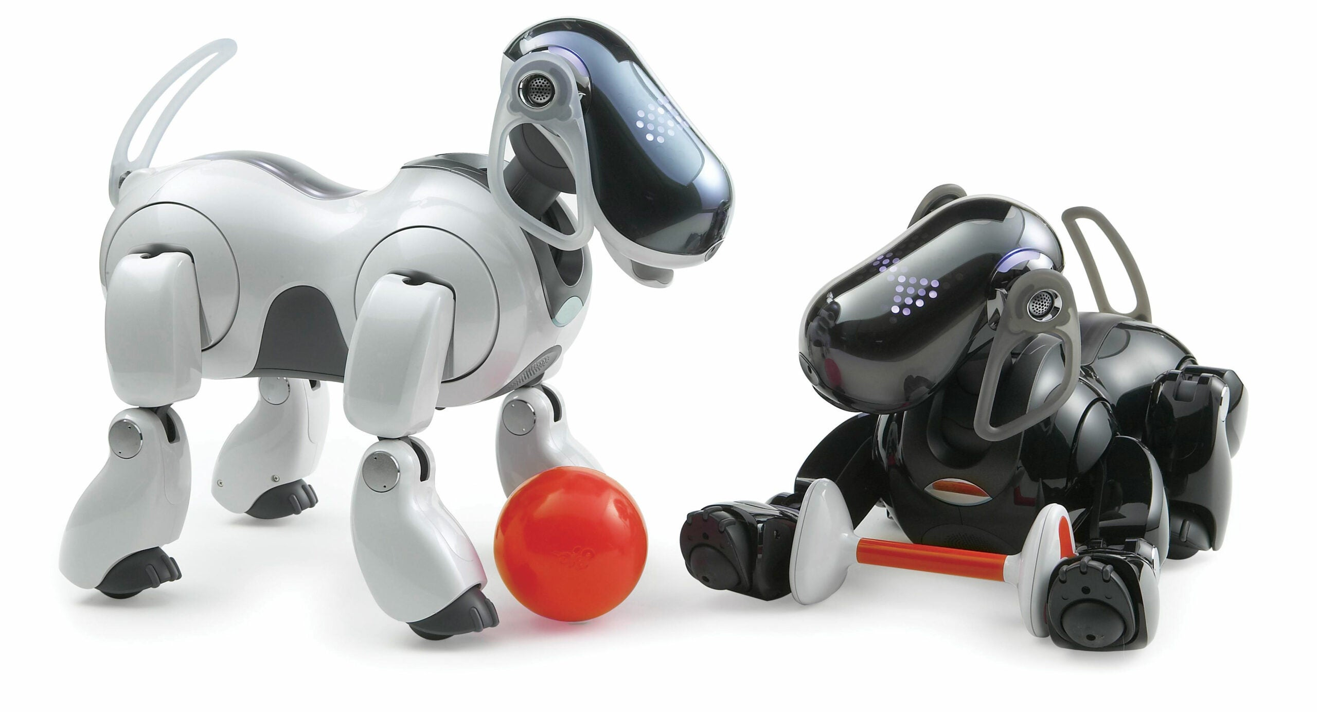 Robot Pets Have a Leg Up on Fido