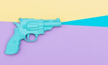 A plastic gun from a 3-D printer isn't the safety concern you'd imagine
