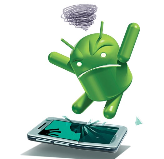 Ask A Geek:  Why Can't All Android Phones Use All Android Apps?